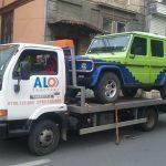 Alo Tractari ofera servicii de tractari auto non-stop